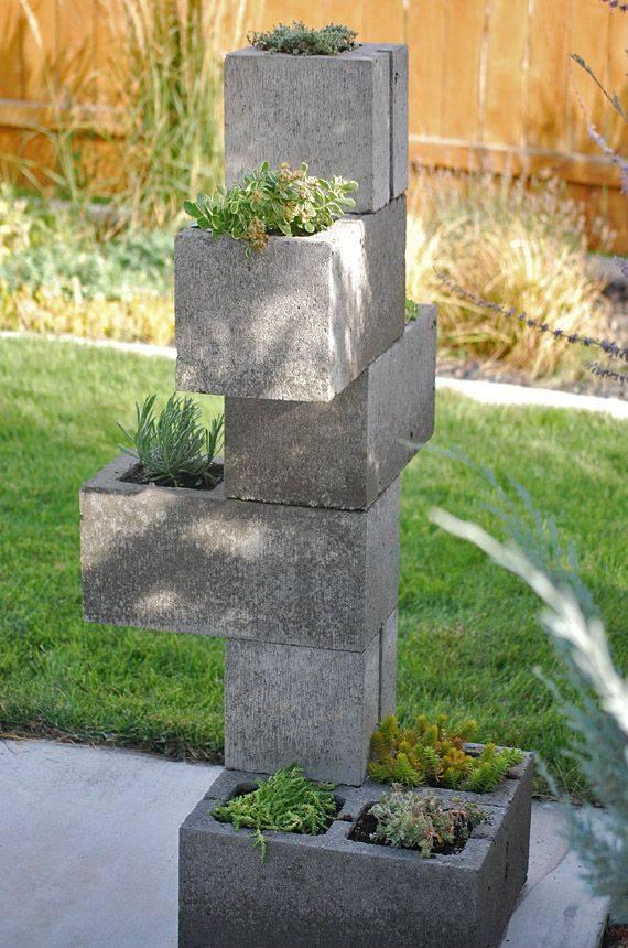 cinder blocks uses