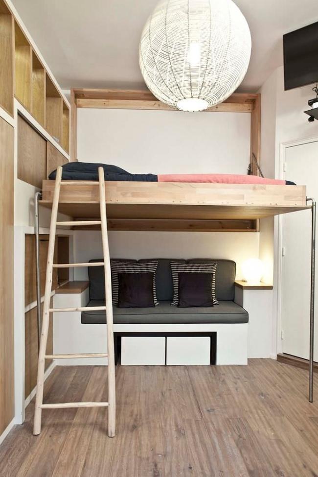 small rooms transformation diy 20