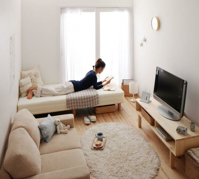 small rooms transformation diy 7