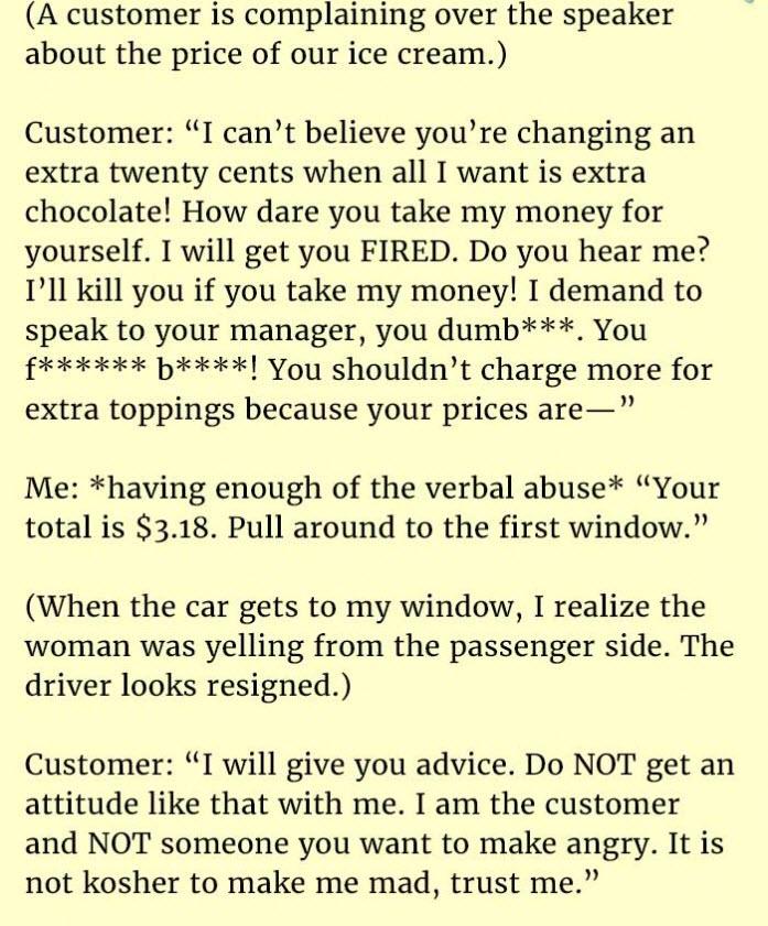 woman death threats 1