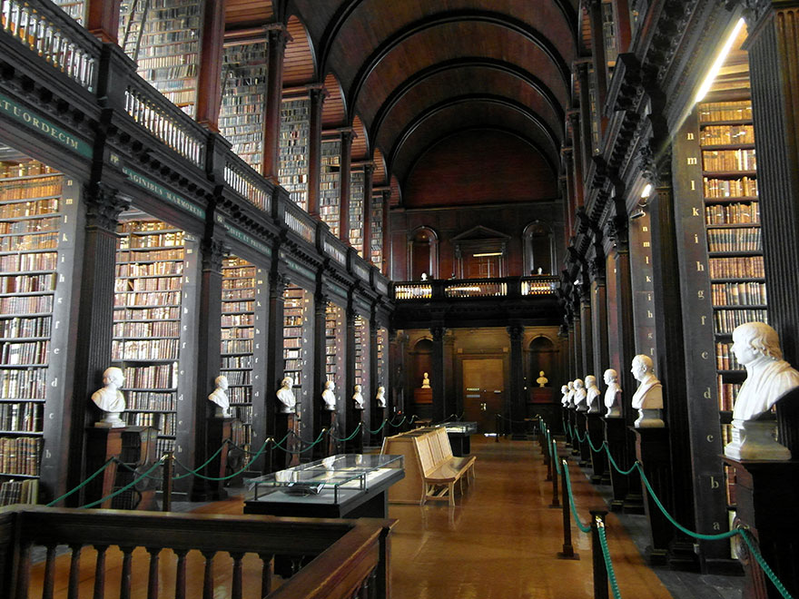 300-Year-Old Library