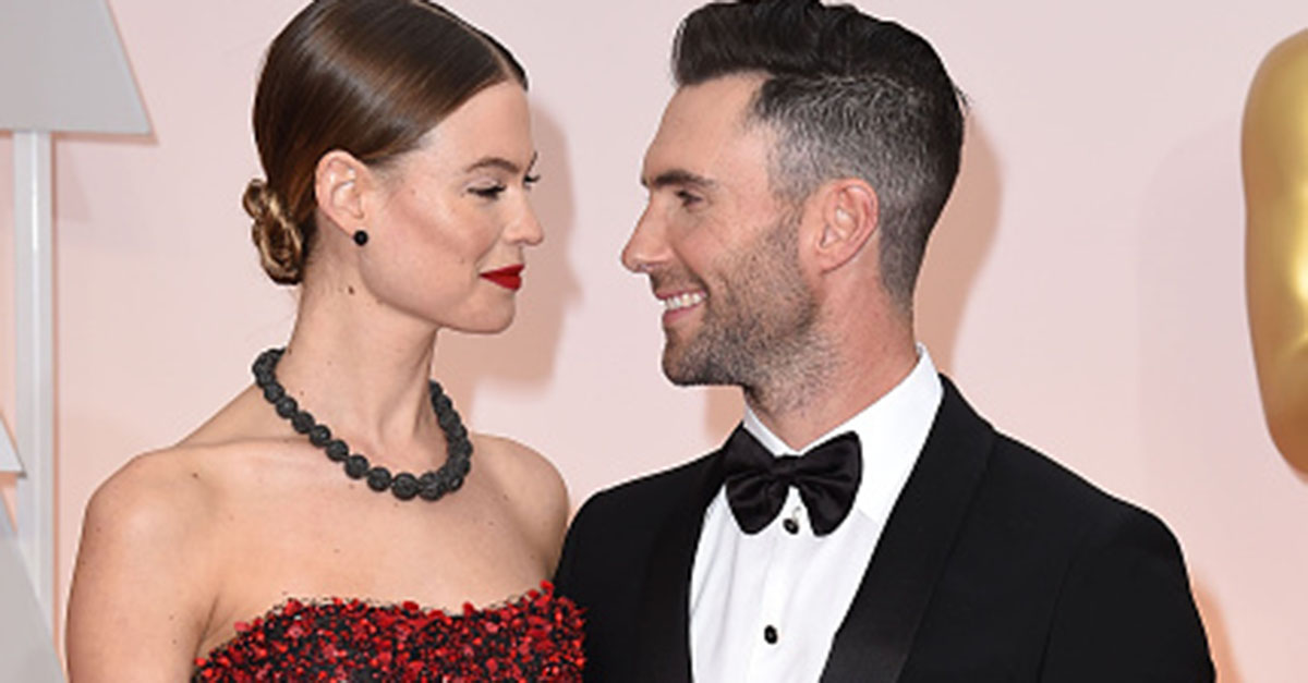 Adam Levine And Wife Behati Prinsloo Have Great News That ...