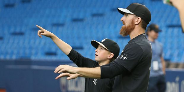 baseball family choose family over money