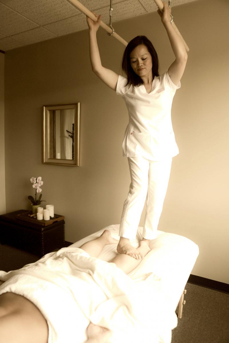 benefits of feet massage