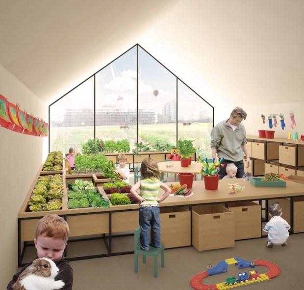 farming preschool