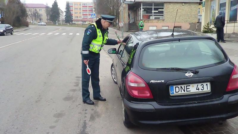 lithuanian police international womens day