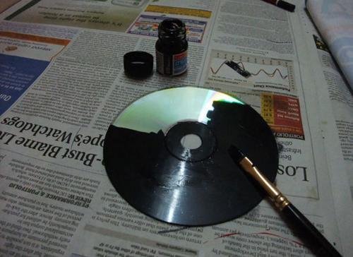 old cd crafts