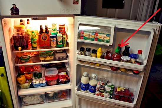 things not to keep in fridge