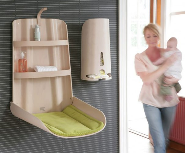ways to save space in home