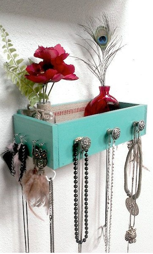 ways to use old dresser drawers