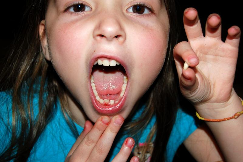 what to do with baby teeth
