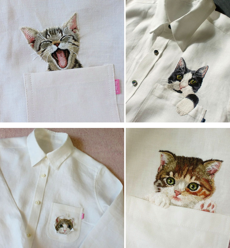 Artists Who Took Embroidery