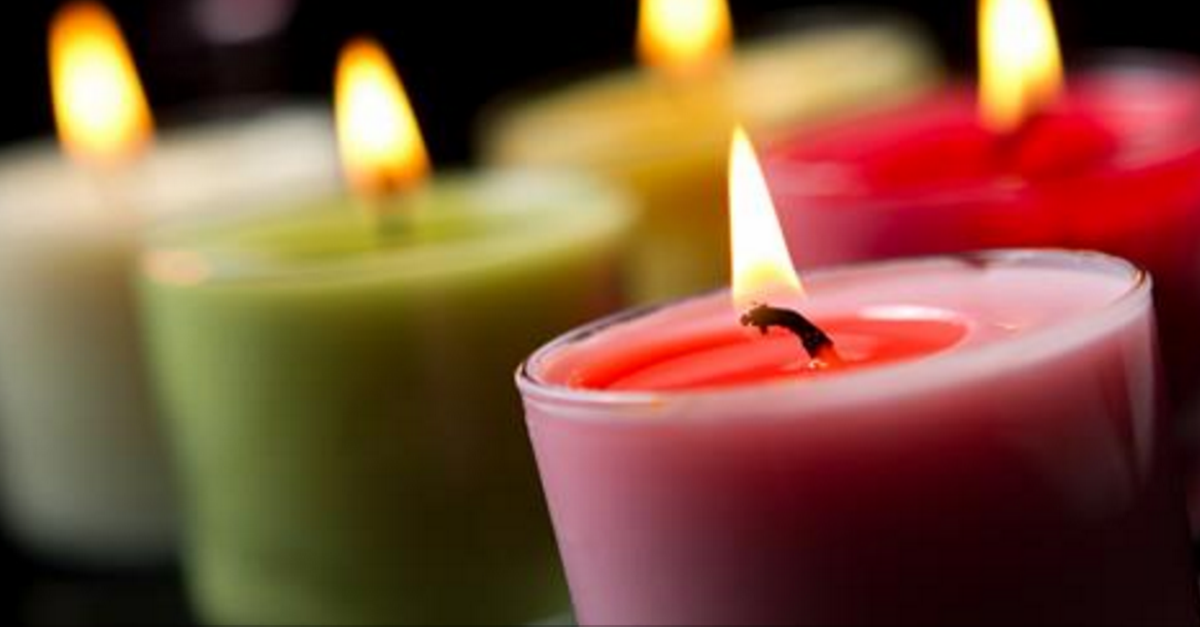 Stop Using Scented Candles At Home
