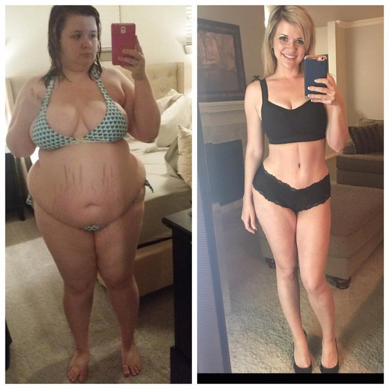 Her Boyfriend Wanted Her To Stay Overweight. You Won't ...