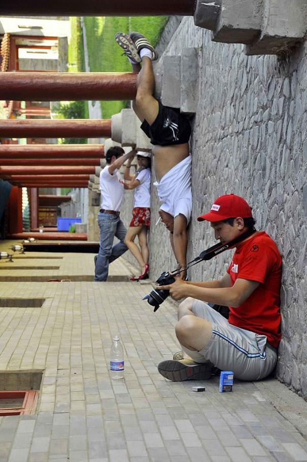 creative angle photography