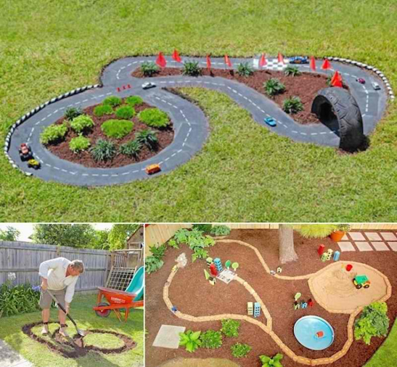 diy racetrack