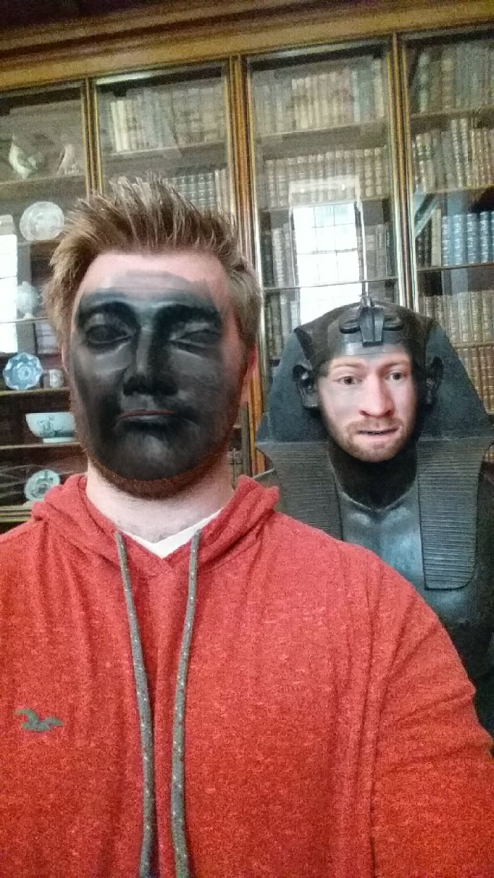 face swap art museum 1