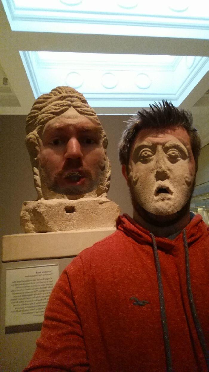 face swap art museum 11