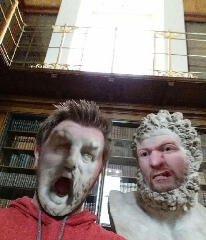 face swap art museum 2