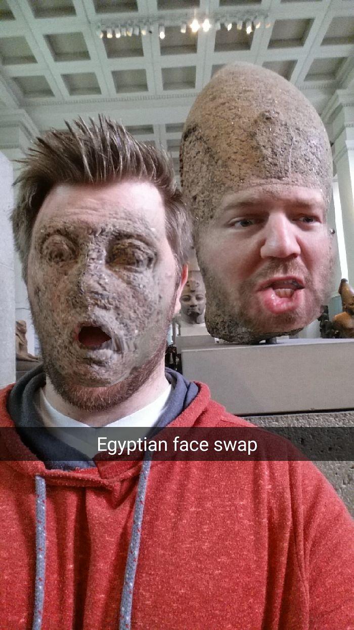 face swap art museum 3
