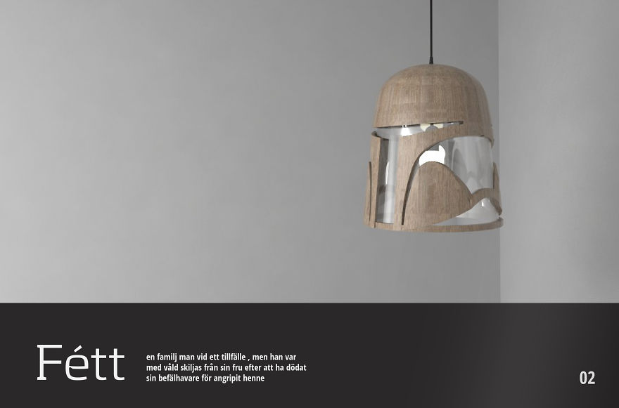light fixtures star wars