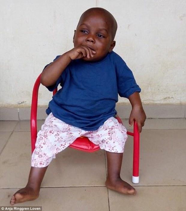 nigerian boy hope