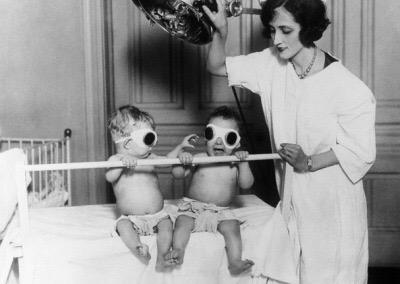 old medical photos