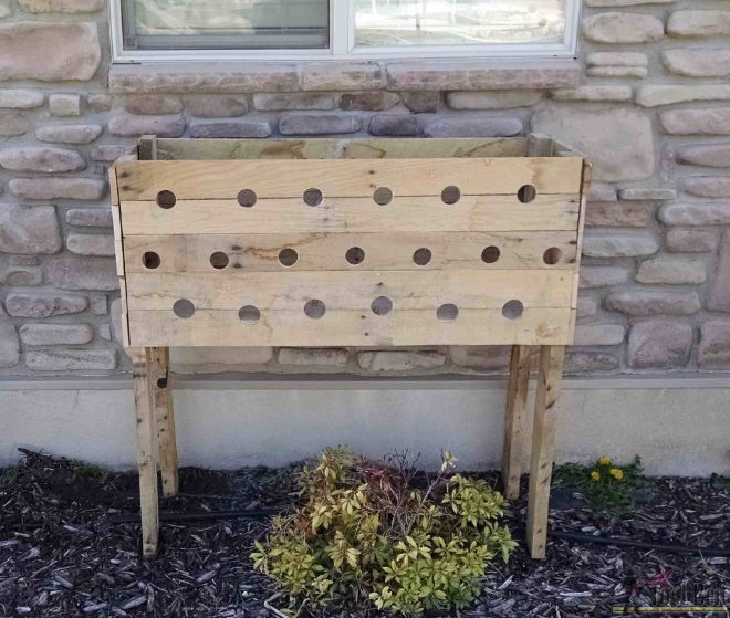 old wooden pallet ideas