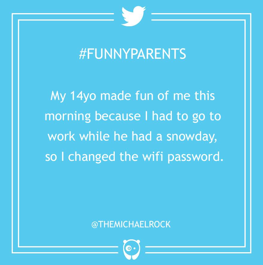 parenting tweets 1