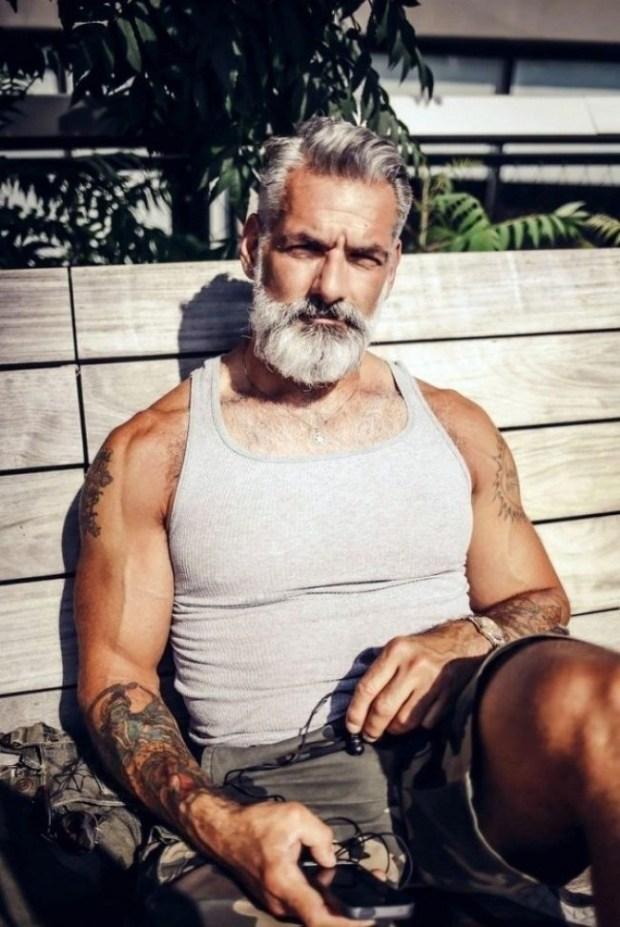 stylish old men