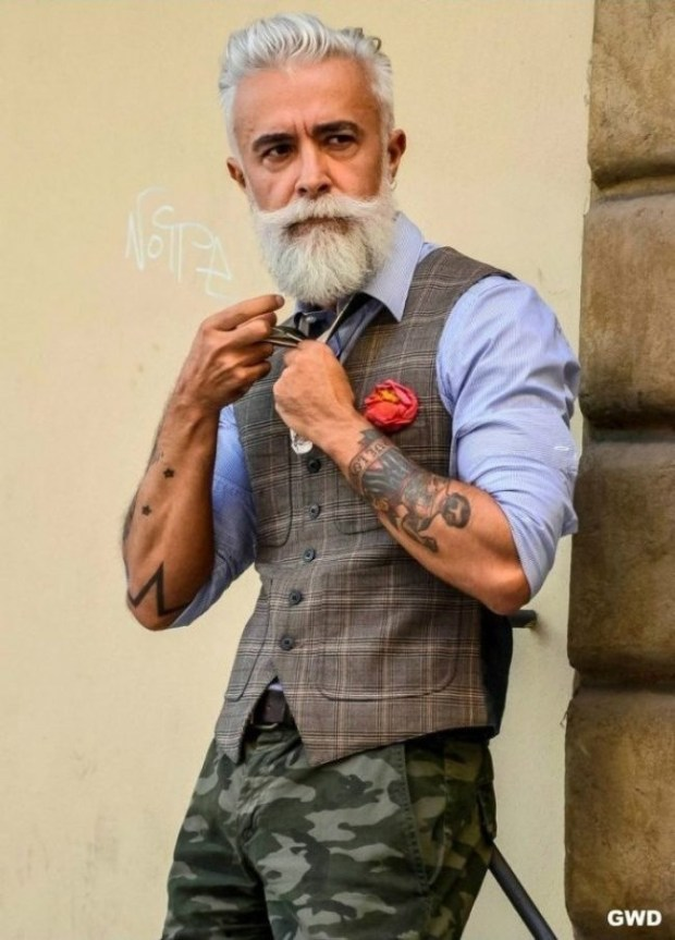 stylish old men 6