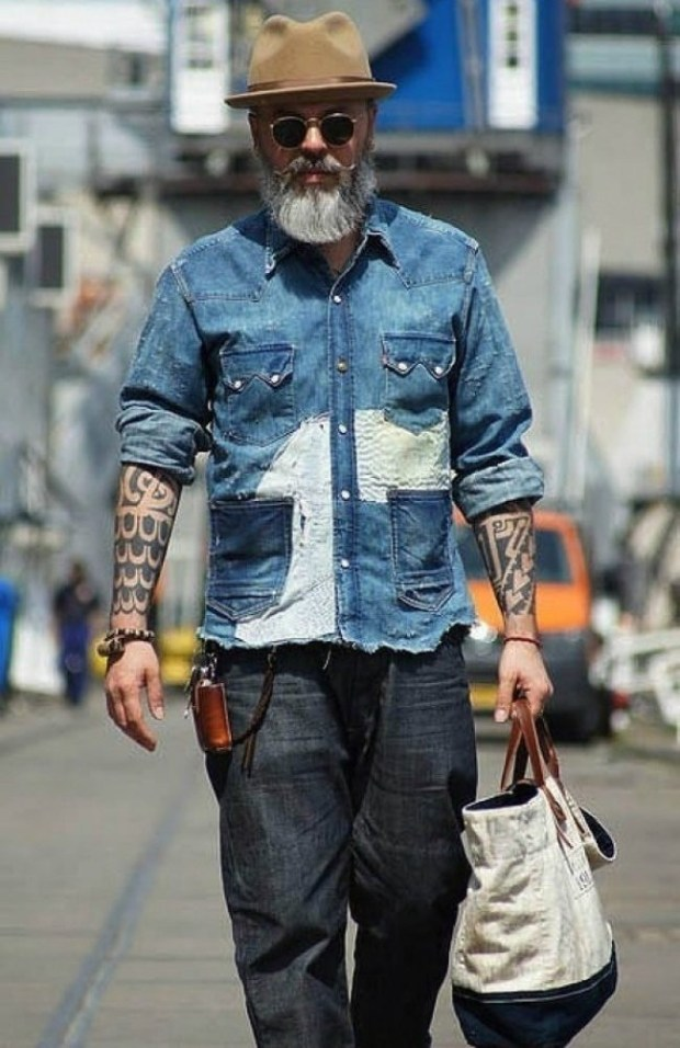stylish old men 7