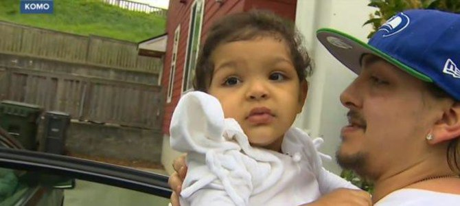 toddler speaks after nearly drowning