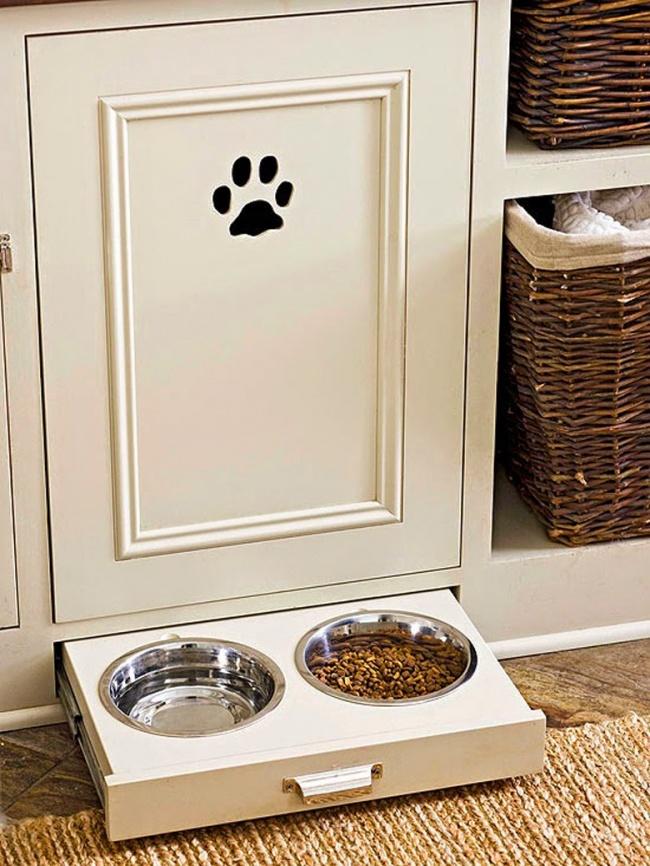 ways to save kitchen space