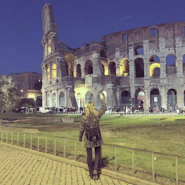 woman visits 7 wonders cancer diagnosis