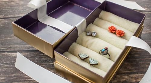 Fast Upcycled Jewelry Box