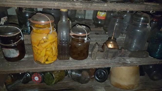hidden cellar