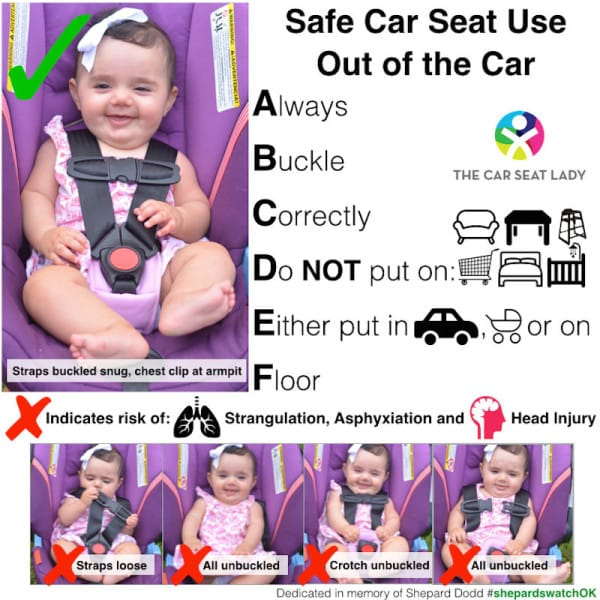 infant car seat danger 3