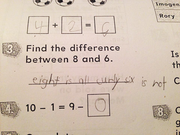 kids prove they have the right answer
