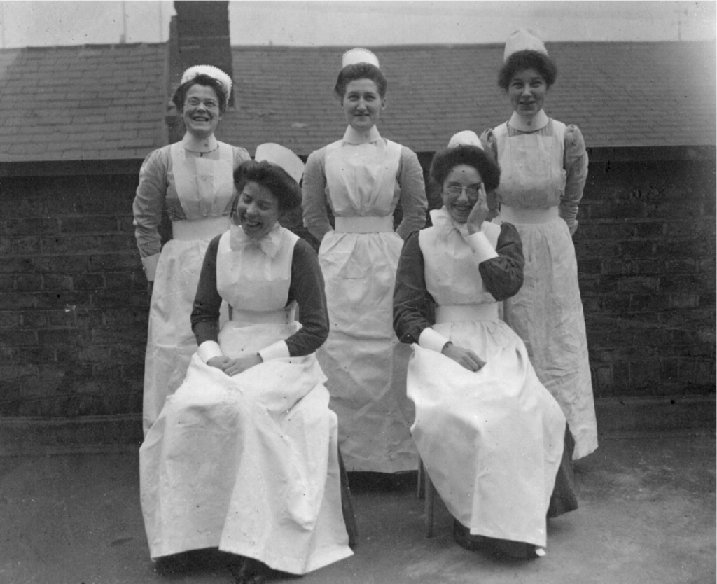 nurses in the early 1800 u0026 39 s had to follow these bizarre