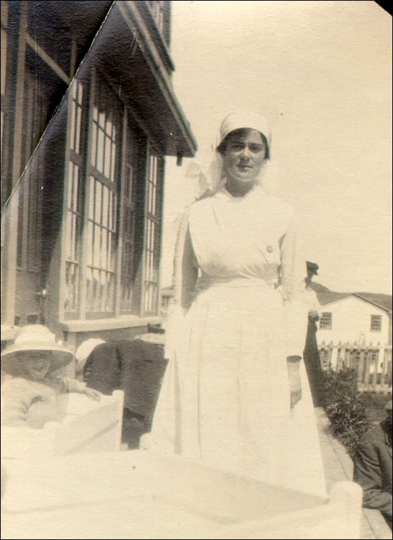 nurses in 1800