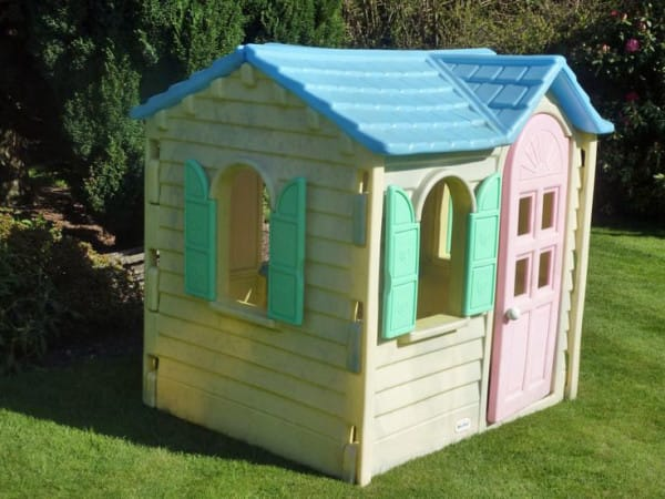 playhouse chicken coop