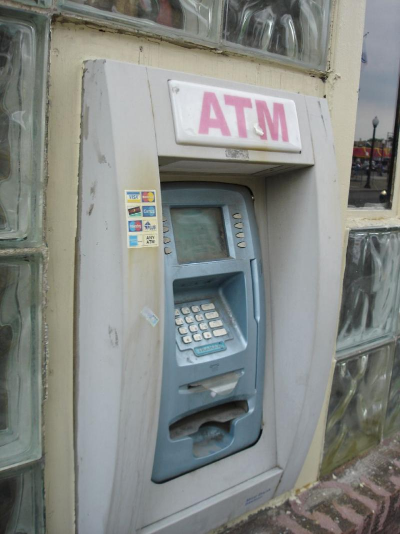 protect yourself from atm scammers