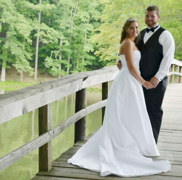 second wedding