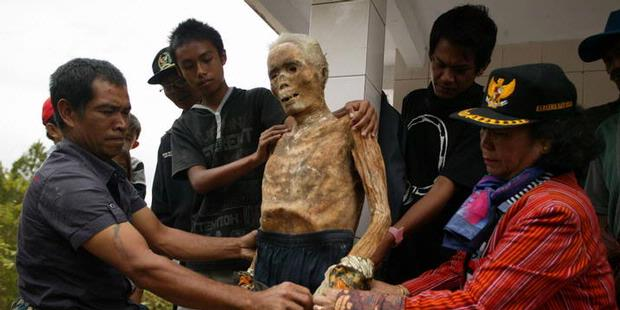 the walking dead in indonesia