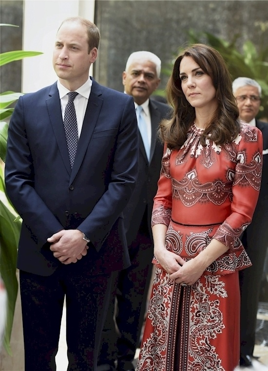 why William and Kate never hold hands