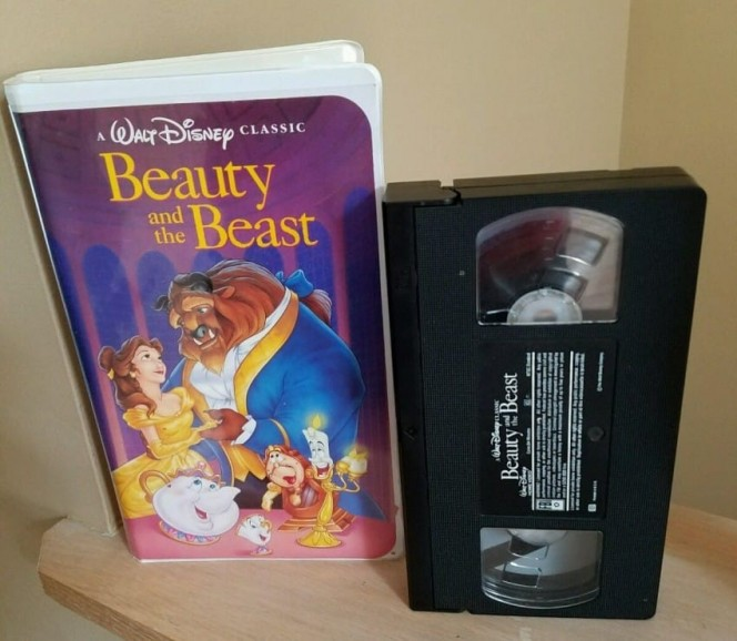 Disney VHS Tapes 5