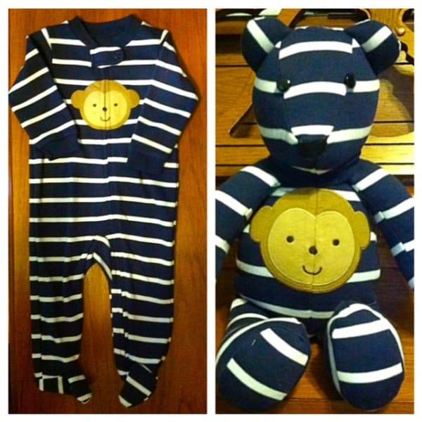 baby clothes transform