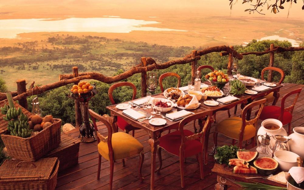 beautiful restaurants