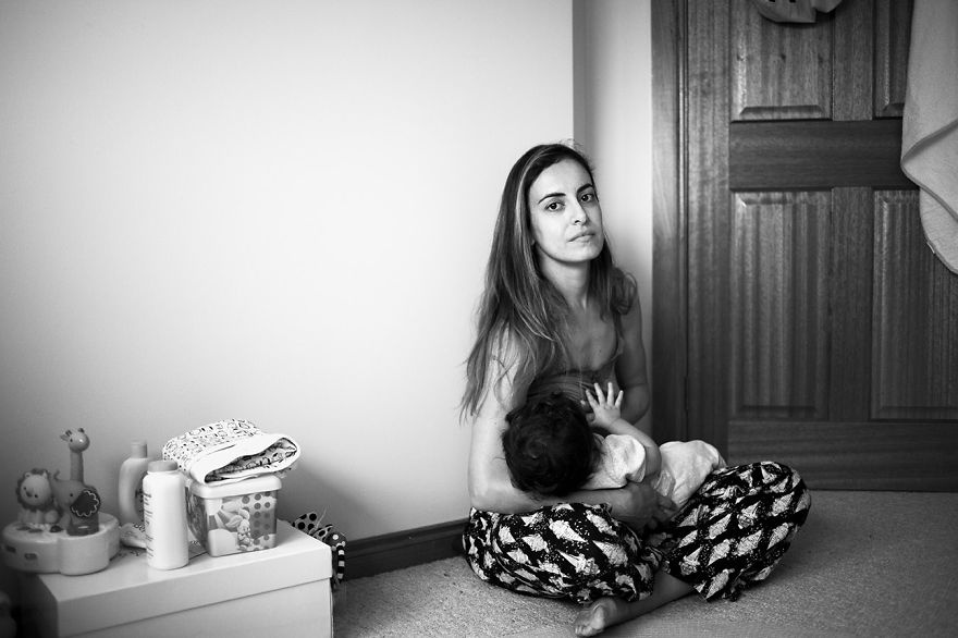 beauty of motherhood